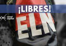 liberados secuestrados por el Eln en Norte de Santander