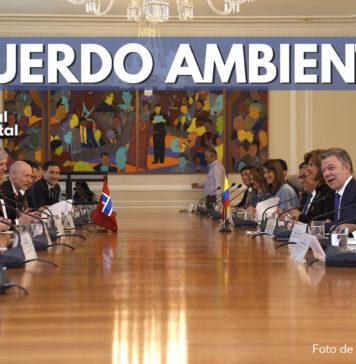 Colombia y Noruega acuerdan políticas sostenibles en sector petrolero