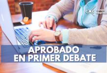 aprobado e primer debate proyecto de ley que busca dar vacaciones y primas a los prestadores de servicio