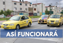 nuevo sistema de taxi