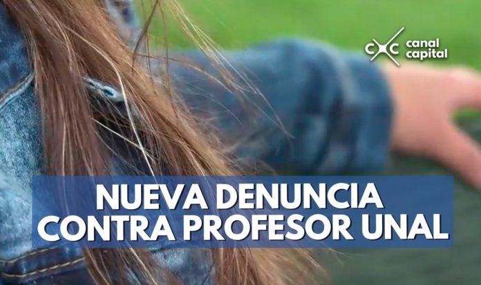 profesor acosador