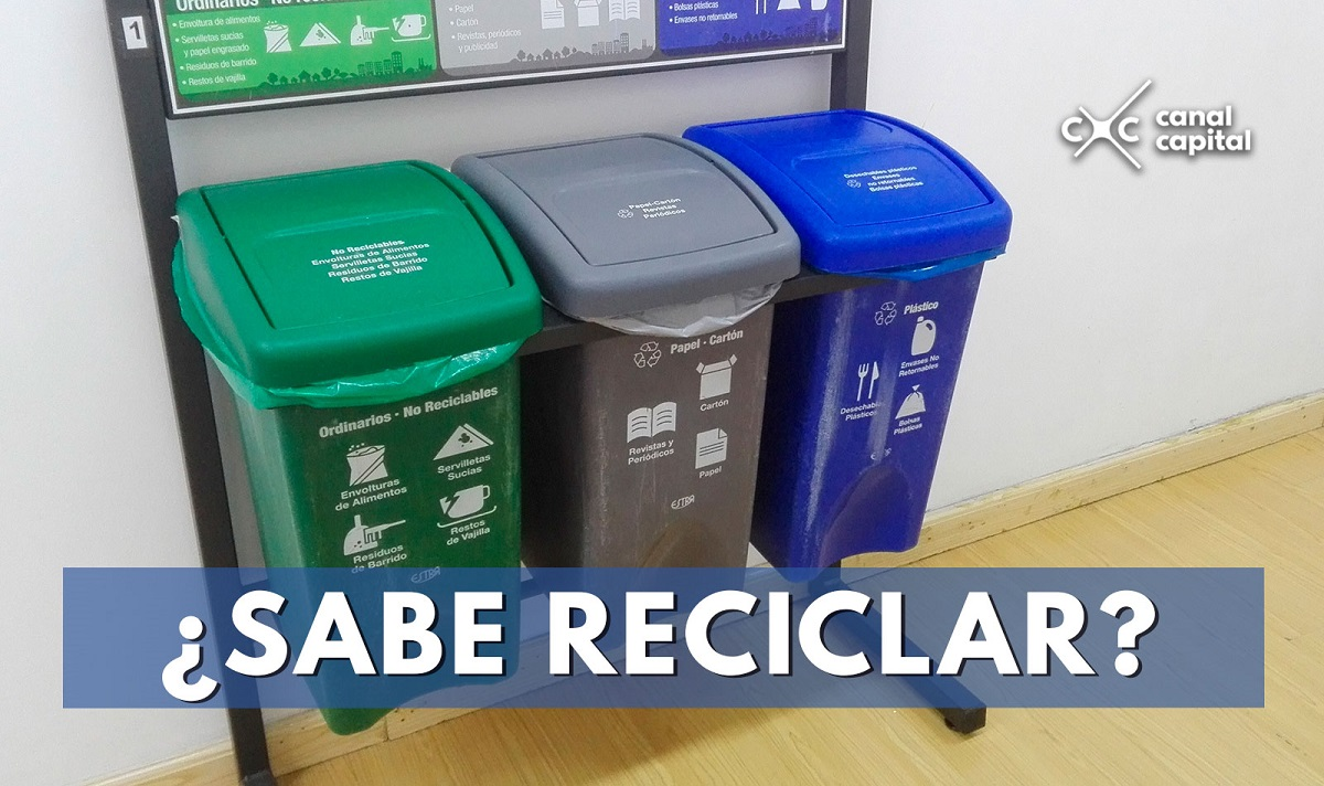 Abecé correctamente para Bogotá reciclar en 68qFwr6