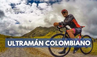 Ultramán colombiano