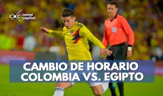 Colombia y Egipto