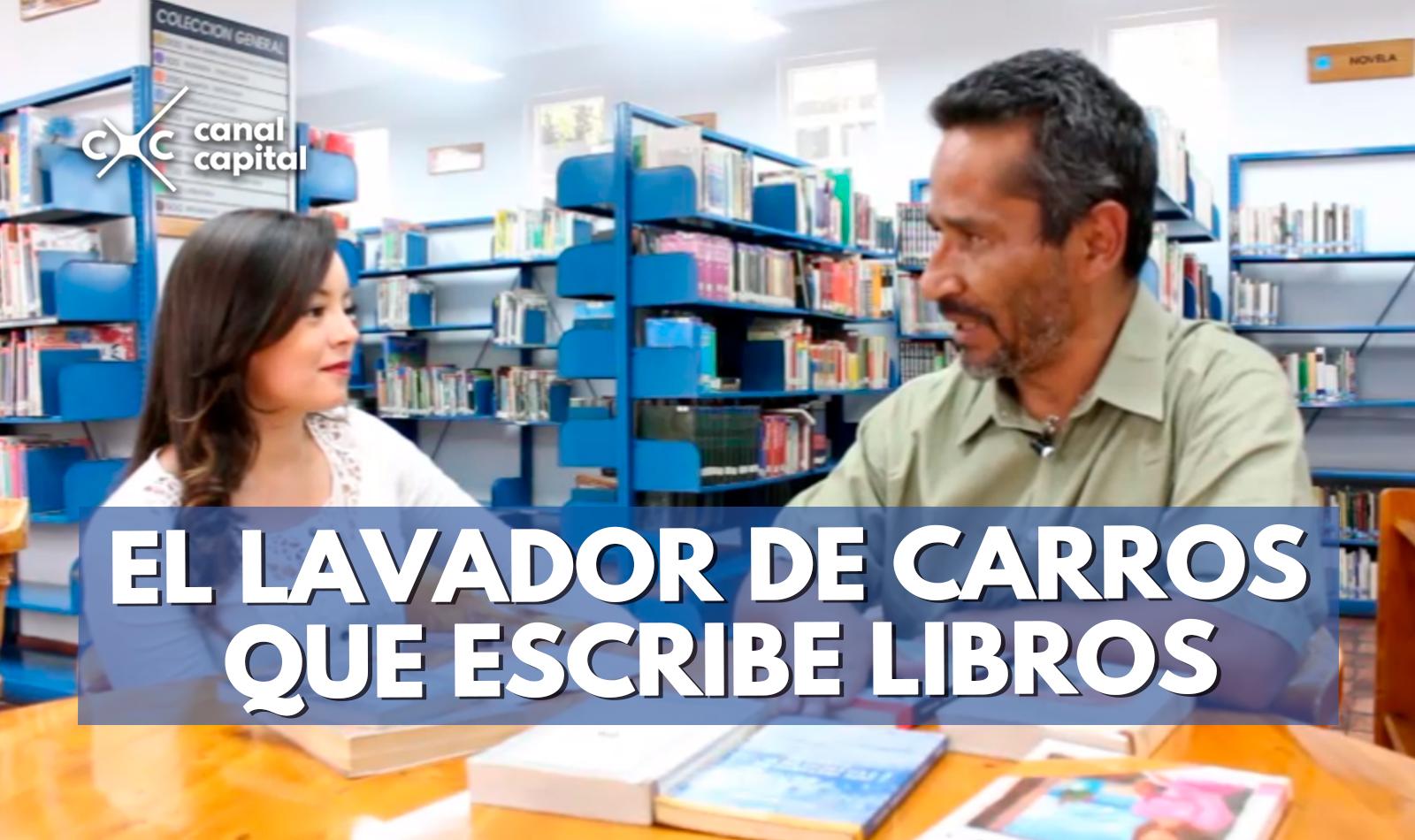 El escritor empírico de Madrid, Cundinamarca, que tiene 15 libros ...