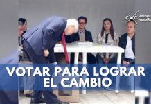 Peñalosa elecciones 2018