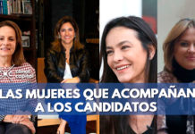 mujeres candidatos