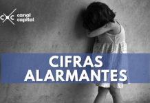 En Colombia ocurren 24 mil casos de maltrato y abuso infantil al año