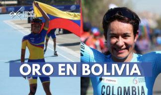 Oro para Colombia los Suramericanos