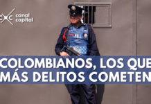 colombianos, ciudad de méxico