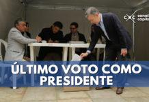 Santos vota