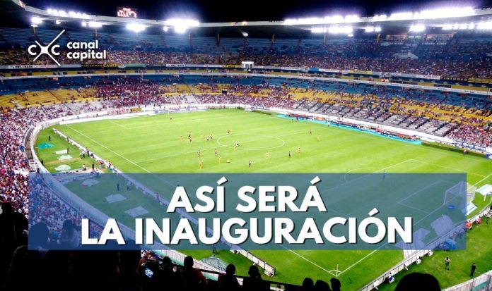 inauguración del Mundial