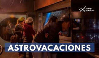 Astrovacaciones en el Planetario de Bogotá