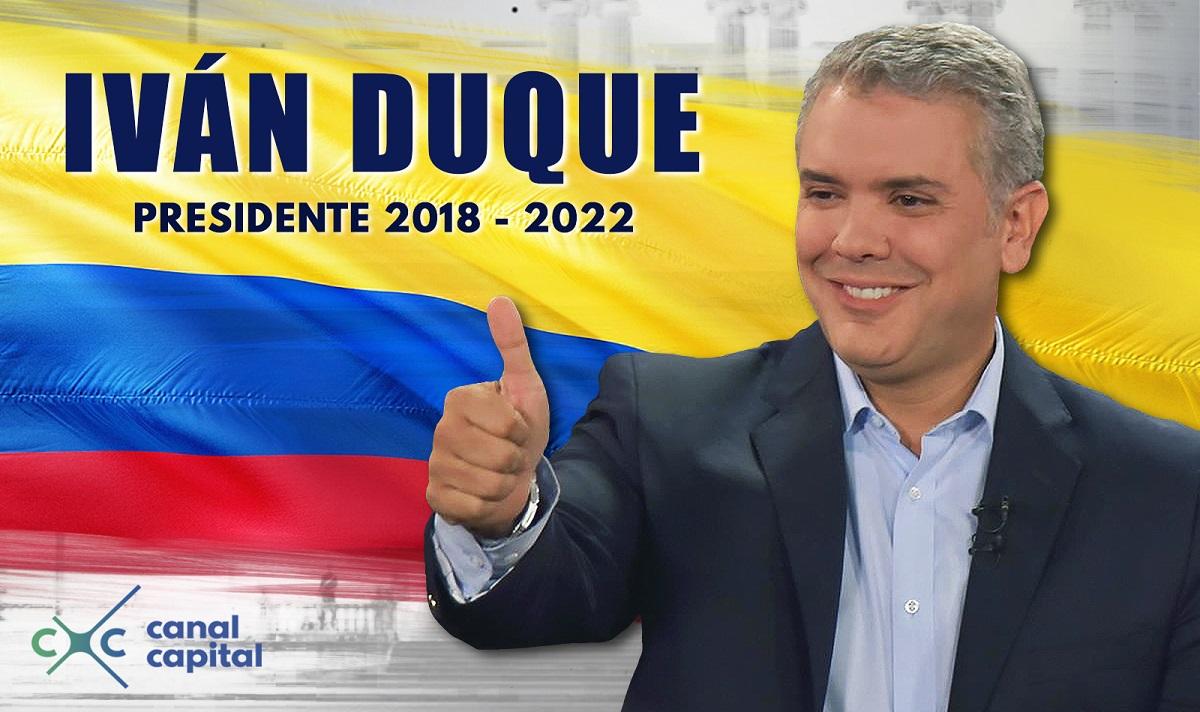 Iván Duque es elegido nuevo presidente de Colombia | Conexión Capital