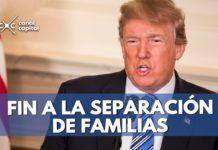 separación de familias