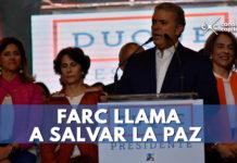FARC proceso de paz Iván Duque