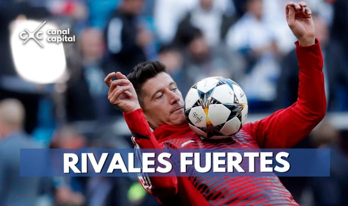 rivales de Colombia