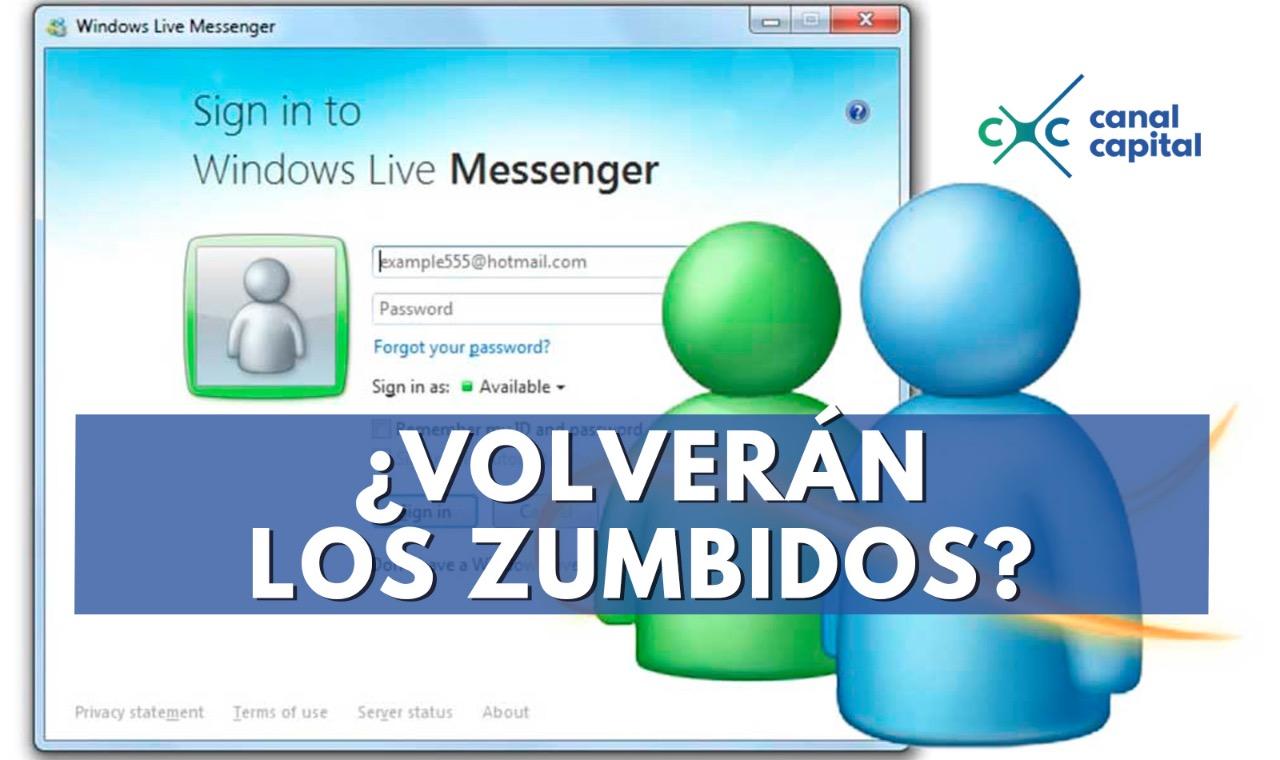 Windows Live Messenger está de regreso? | Conexión Capital