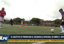 El fútbol cambia vidas