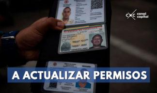 venezolanos deberán actualizar permisos
