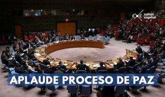 Uno aplaude proceso de paz