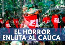 masacre en argelia cauca la habría ocasionado el ELN