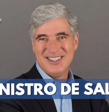 nuevo ministro de salud Juan Pablo Uribe