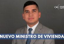 nuevo ministro de vivienda Iván Duque