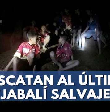 rescatan a último niño atrapado en cueva de tailandia