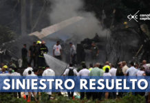 Reselven accidente que ocurrió en La Habana, Cuba