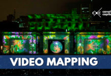 laboratorio video mapping idarte