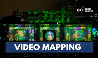 laboratorio video mapping idarte