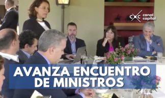 encuentro de ministros