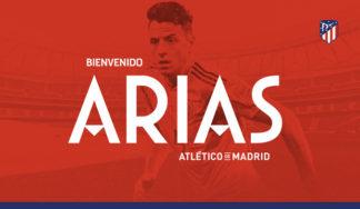 Santiago Arias, nuevo jugador del Atlético de Madrid