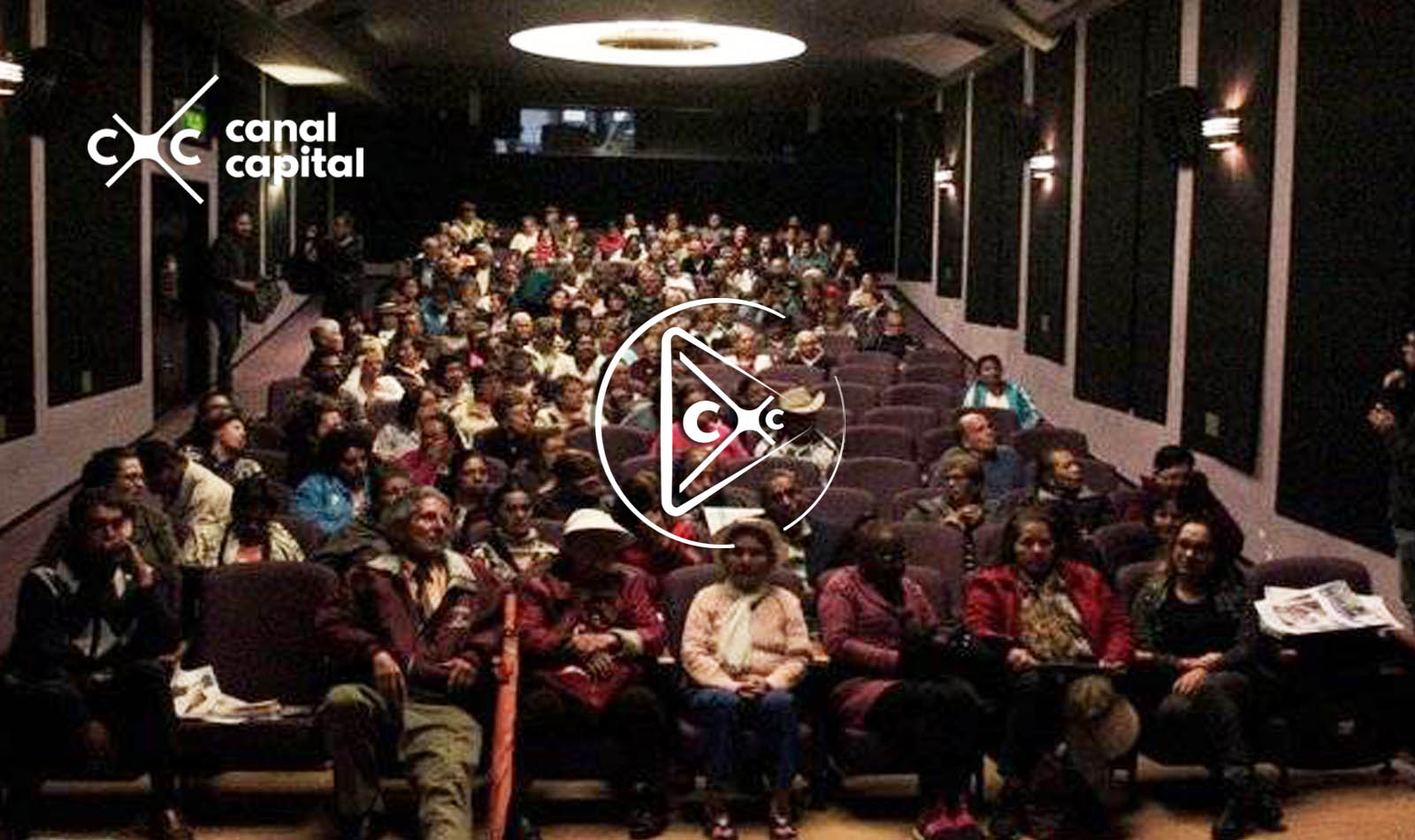 Cine gratis para adultos mayores en la Cinemateca Distrital