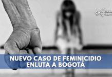 pareja asesina a su mujer en Bogotá