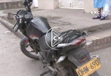 hurto de motos