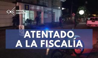 atentado a la fiscalía en putumayo