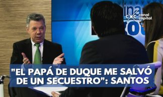 secuestro Santos