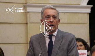 renuncia de Uribe