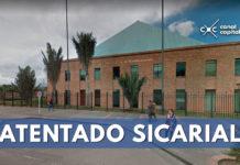 atentado sicarial en gobernación de cundinamarca