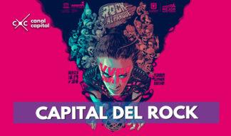 Canal Capital es Rock al Parque