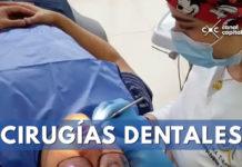 cirugías dentales