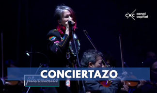 Más de 70 mil personas asistieron al concierto 'Aterciopelados Filarmónico'