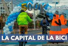 Alcaldía Peñalosa declara a Bogotá cómo la 'Capital Mundial de la Bicicleta'