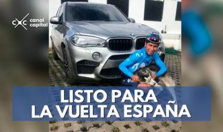 Nairo Quintana encabeza el Movistar Team para la Vuelta a España
