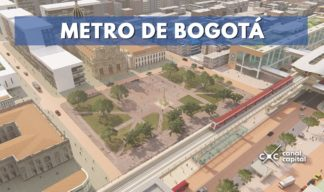 """""""En 2024 estará funcionado el Metro de Bogotá"""": Andrés Escobar"""
