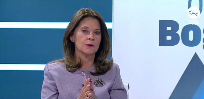 Hospitalizan a la vicepresidenta Marta Lucía Ramírez