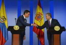 iván duque se reune con presidente español