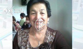 abuela en Usaquén